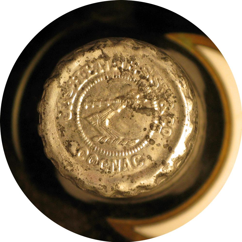 Cognac Hennessy VO post 1945