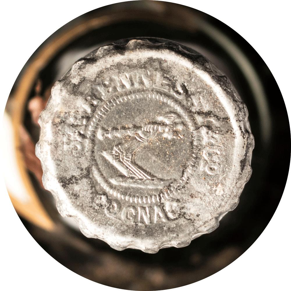 Cognac Hennessy Very Old 1940's