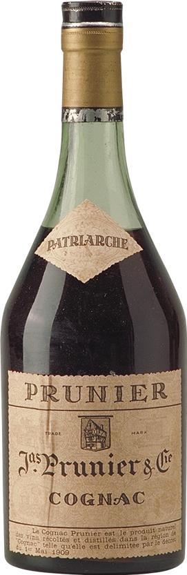 Cognac 1940 Prunier Patriarche  50 Year Old (6705)