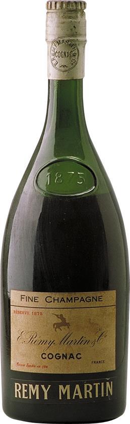 Cognac 1875 Rémy Martin Reserve 1L (6706)