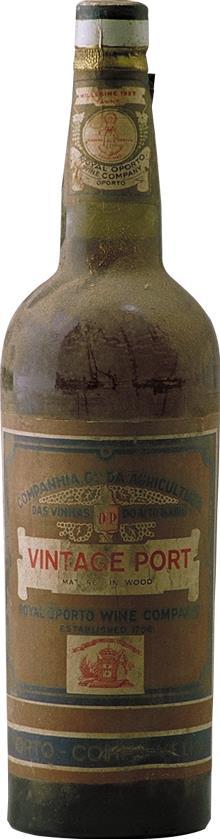 Port 1927 Royal Oporto (6710)