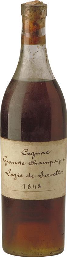 Cognac 1848 Logis de Servolles (6729)