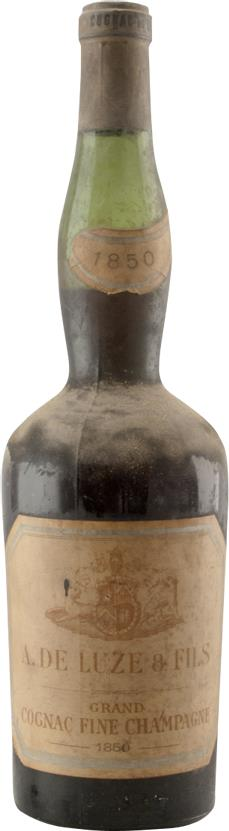 Cognac 1850 de Luze & Fils A. (20290)