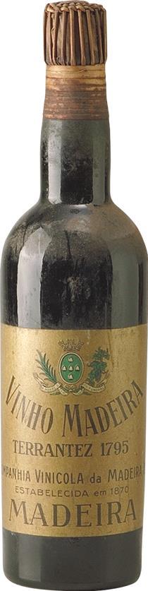 Madeira 1795 Companhia Vinicola da Madeira (6741)