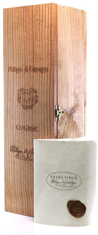 Cognac 1850 Philippe de Castaigne, Très Vieux