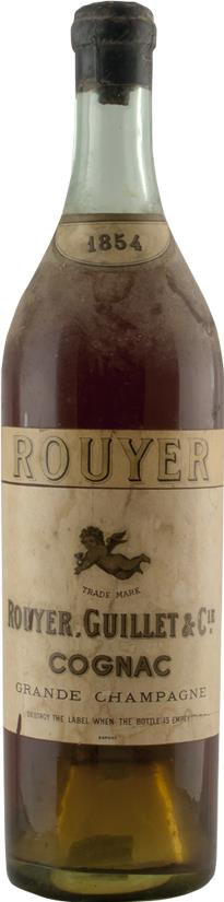 Cognac 1854 Rouyer Guillet & Co (20292)