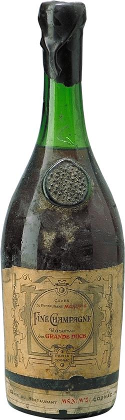 Cognac 1920 Maxim's, Caves du Restaurant (6891)