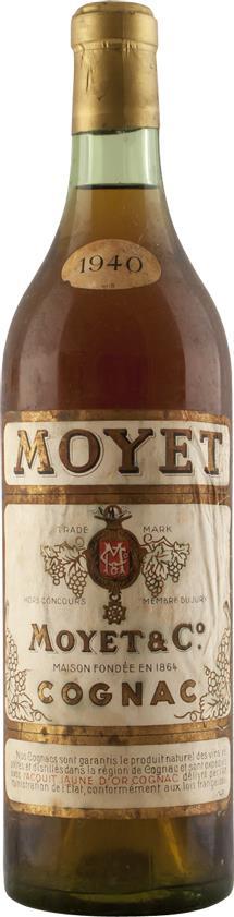 Cognac Vintage 1940 Moyet (6941)