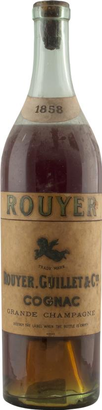 Cognac 1858 Rouyer Guillet & Co (20294)
