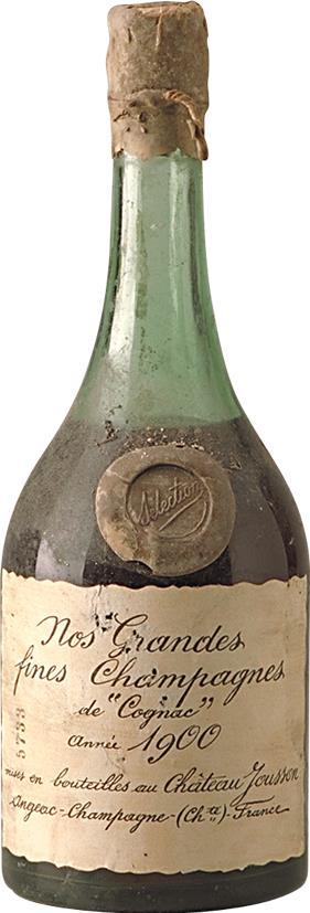 Cognac 1900 Château Jousson (6949)