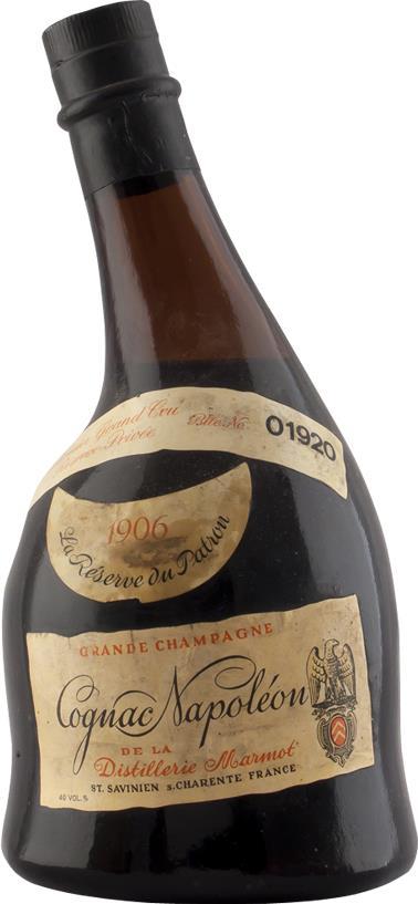 Cognac 1906 Marmot (6959)