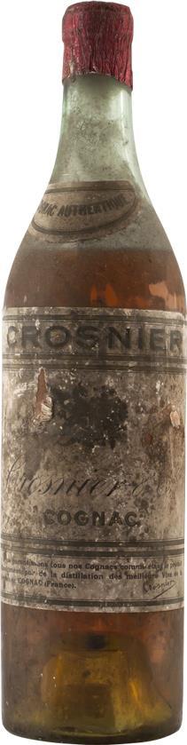Cognac 1940s Crosnier Petit Champagne (6961)