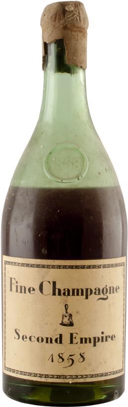 Cognac 1858 Marquis de Genet (20336)