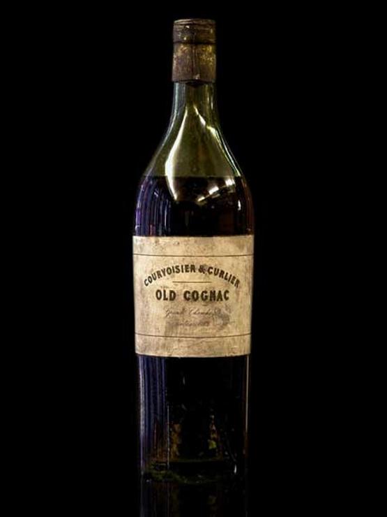 Cognac 1789 Courvoisier & Curlier