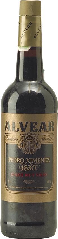 Sherry 1830 Alvear (7044)