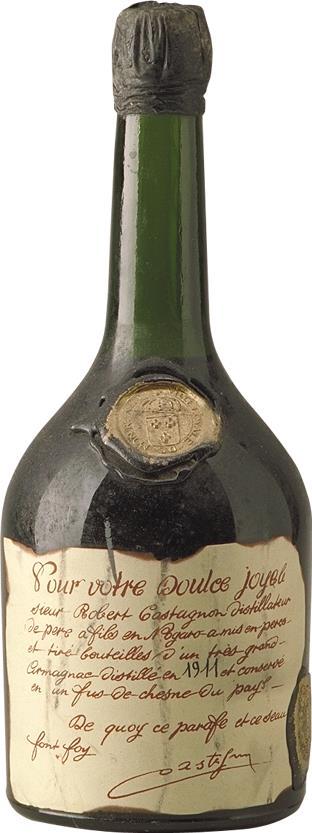 Armagnac 1911 Robert Castagnon (7048)