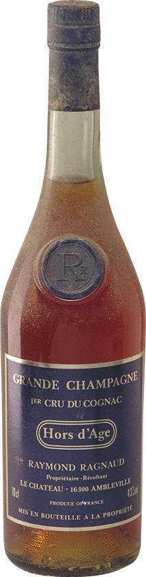 Cognac Raymond Ragnaud Grand Champagne 35 YO (7093)