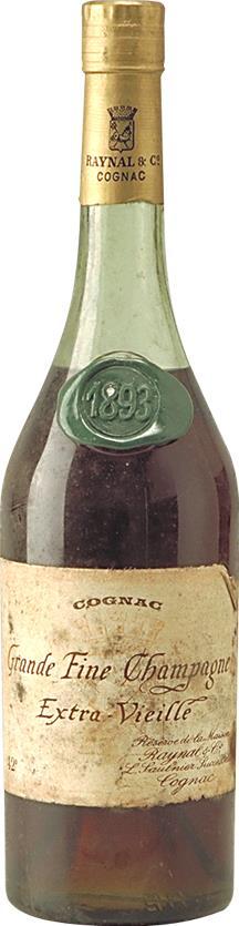 Cognac 1893 Raynal & Co (7182)