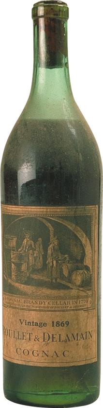 Cognac 1869 Delamain (7186)