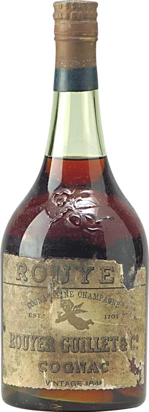 Cognac 1848 Rouyer Guillet & Co (7187)