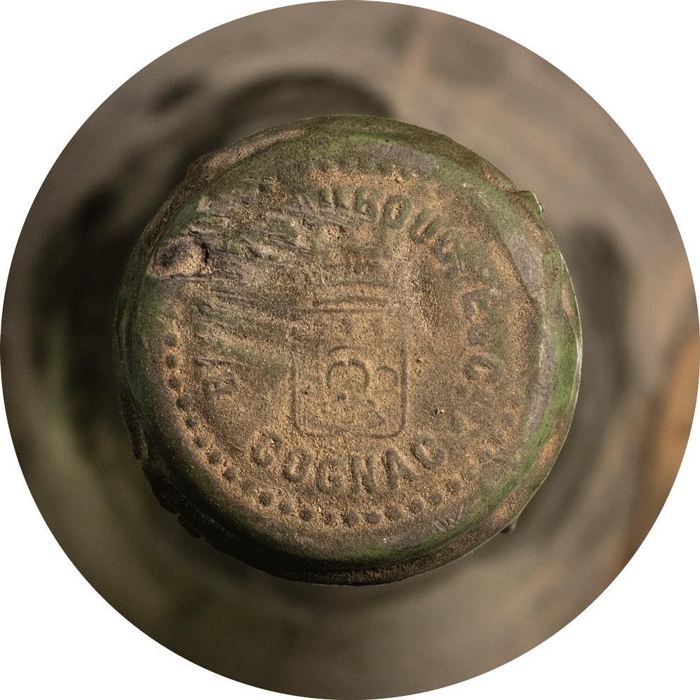 Cognac 1878 Bisquit Dubouché Grande Fine Champagne