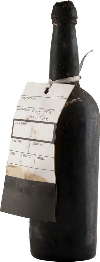 Sherry 1835 Hales Tooke