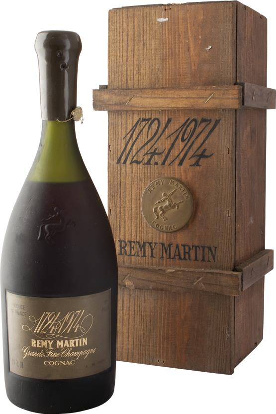 Cognac Rémy Martin 250th Anniversary OWB (7257)