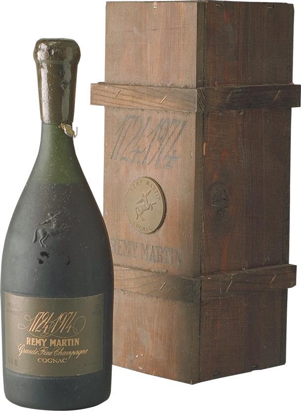 Cognac Rémy Martin 250th Anniversary 70cl (7258)