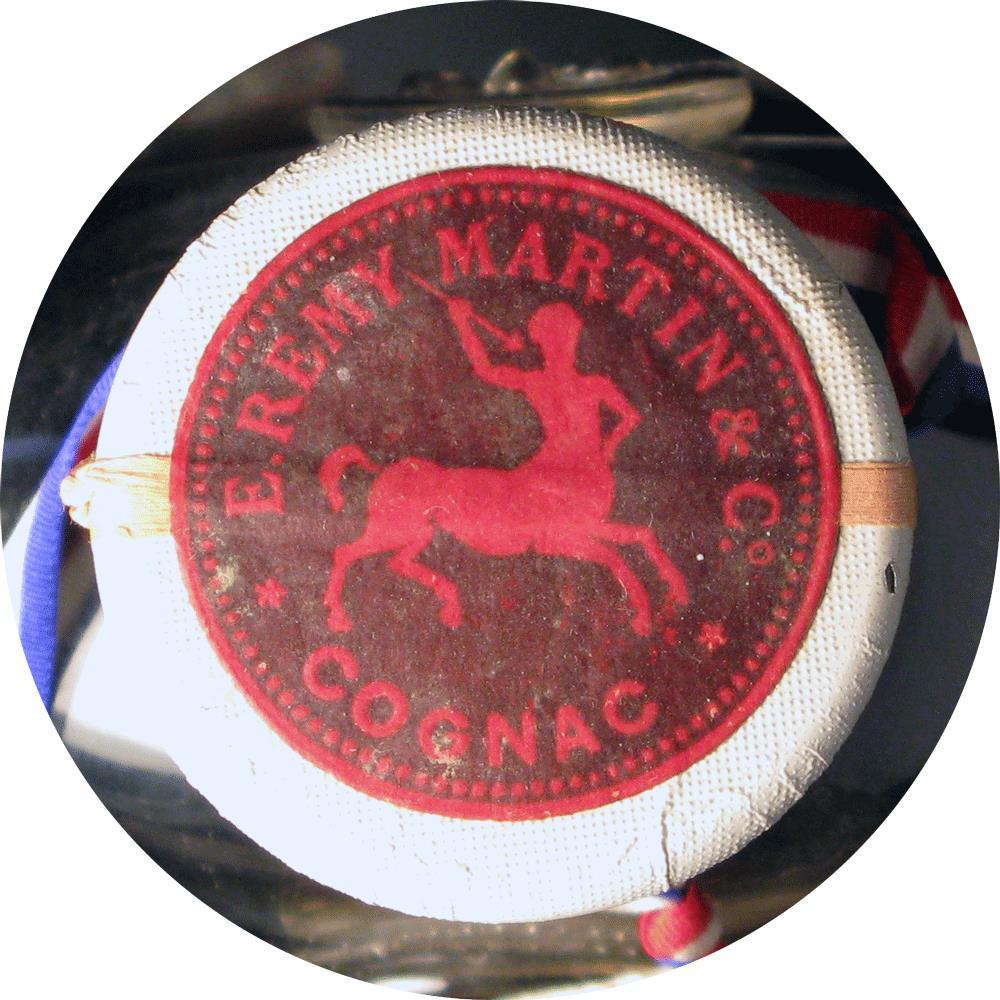 Cognac Rémy Martin Louis XIII 1957-1962
