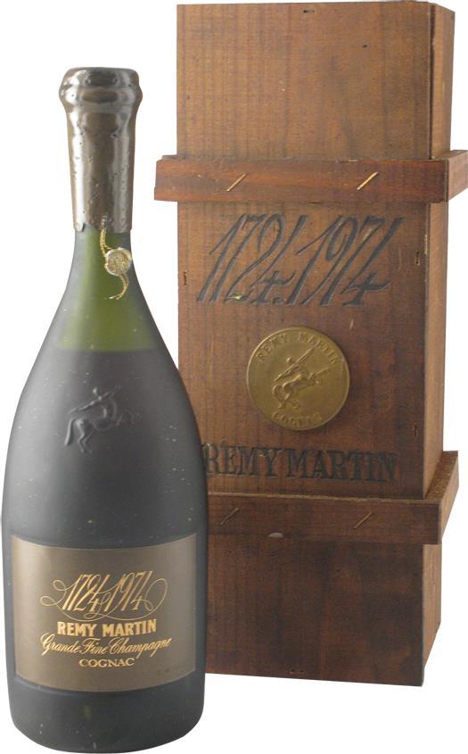 Cognac Rémy Martin 250th Anniversary Grande Fine Champagne Cognac