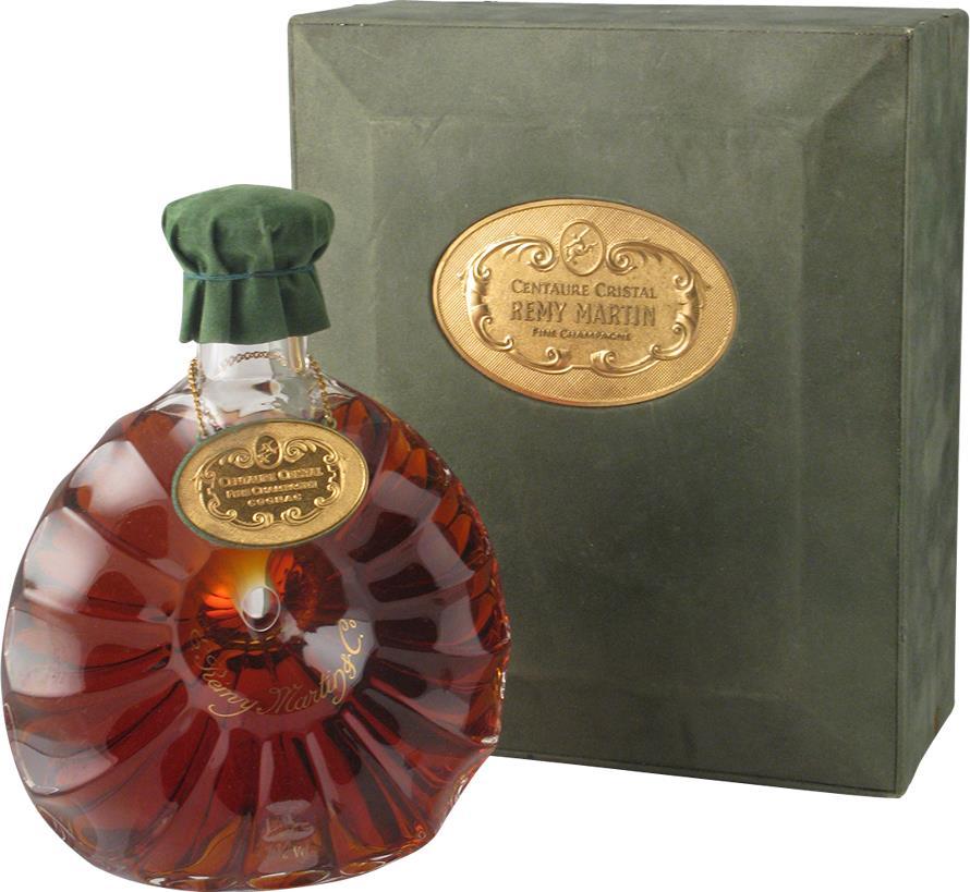 Cognac Rémy Martin Centaure Cristal Carafe