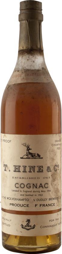 Cognac 1935 Hine & Co T. (7299)