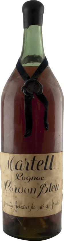 Cognac Martell Cordon Bleu Mathusalem 6L 1940s (7310)