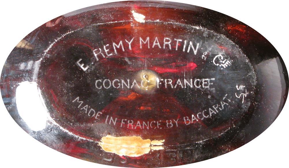 Rémy Martin, Louis XIII, Grande Champagne, Très Vieille, Age Inconnu pré 1950