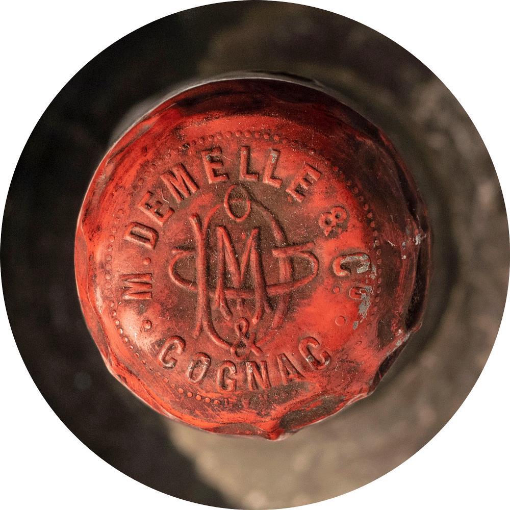 Cognac 1865 Demelle M.