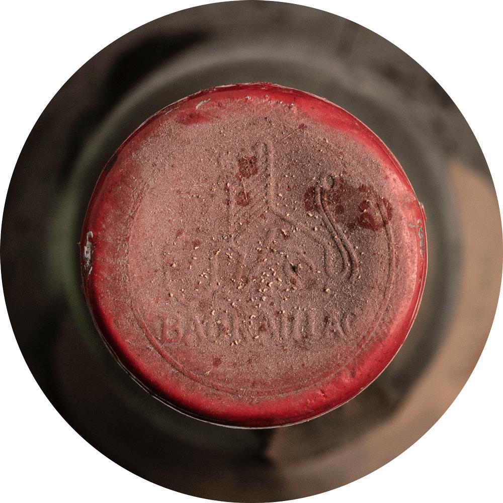 Cognac 1893 Frapin Baur au Lac