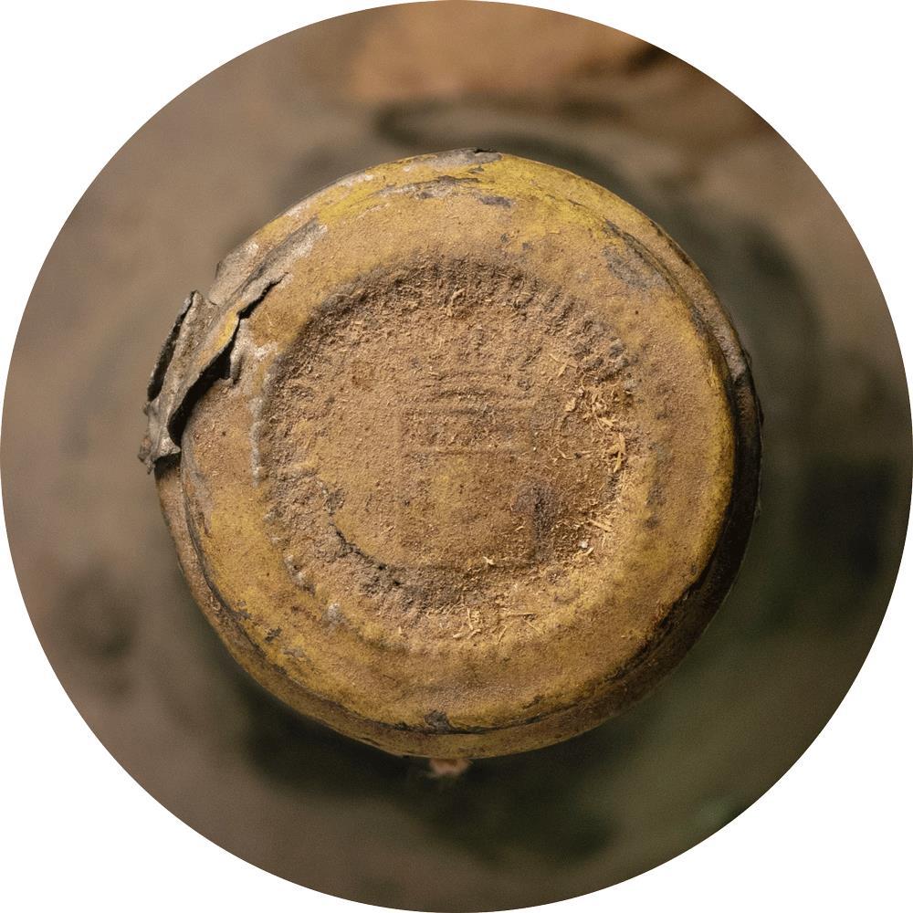 Cognac 1868 Bisquit Dubouché Grande Fine Champagne