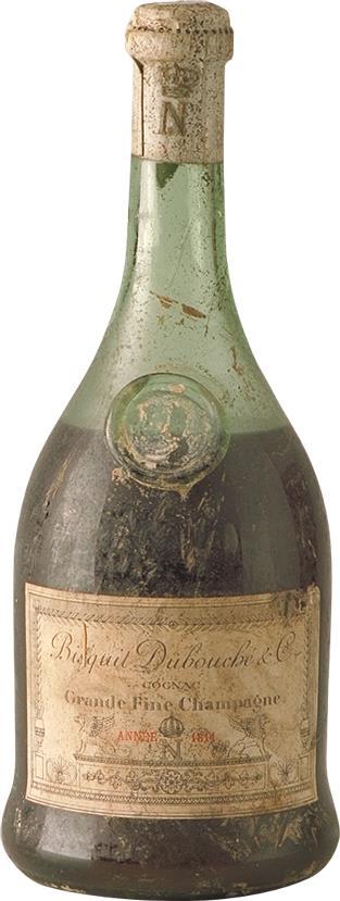 Cognac 1814 Bisquit Dubouché & Co (7432)