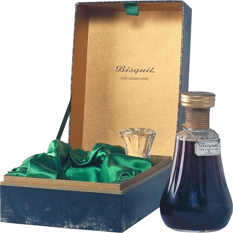 Cognac Bisquit Dubouché Napoléon Carafe