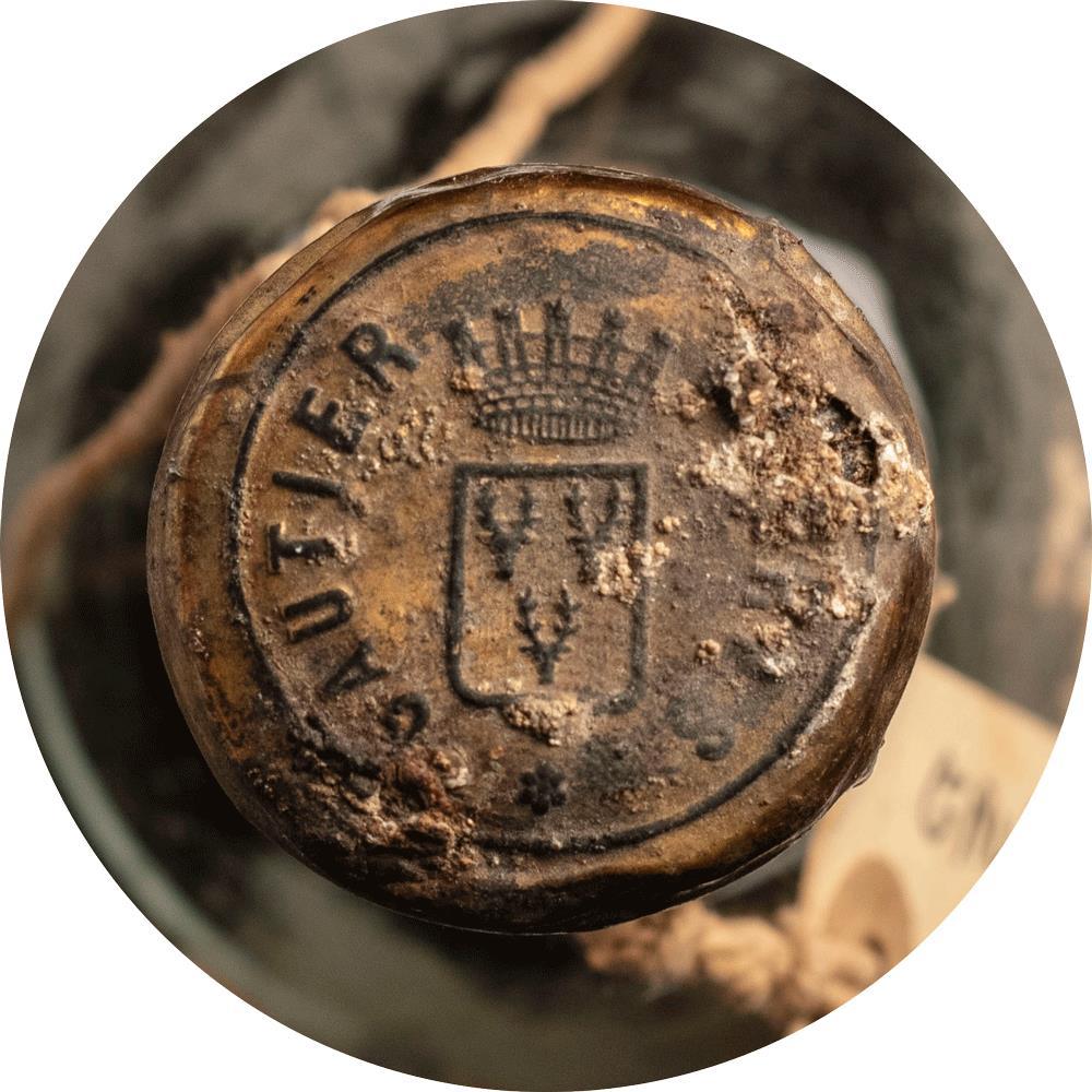 Cognac 1865 Gautier Frères