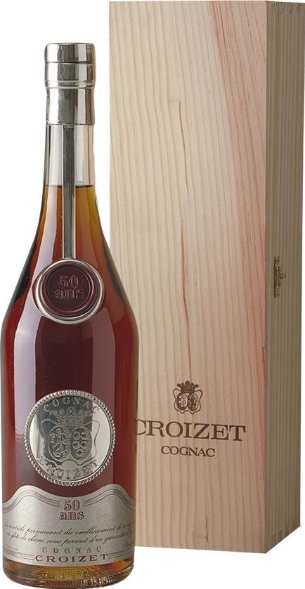 Cognac Croizet B. Léon 50 Year Old (7452)