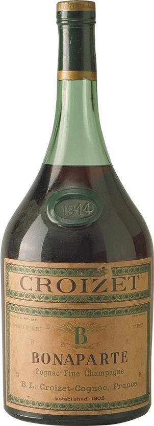 Cognac 1914 Croizet Bonaparte 1.5L (7476)