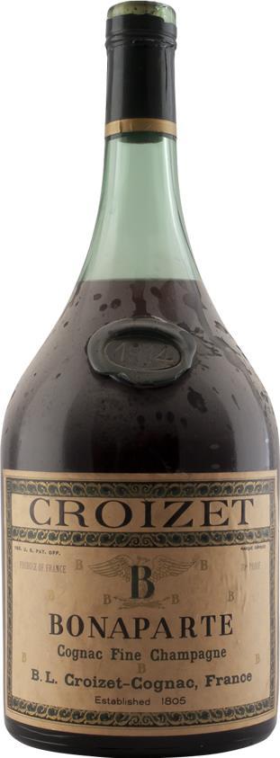 Cognac 1914 Croizet Bonaparte 3L (7479)