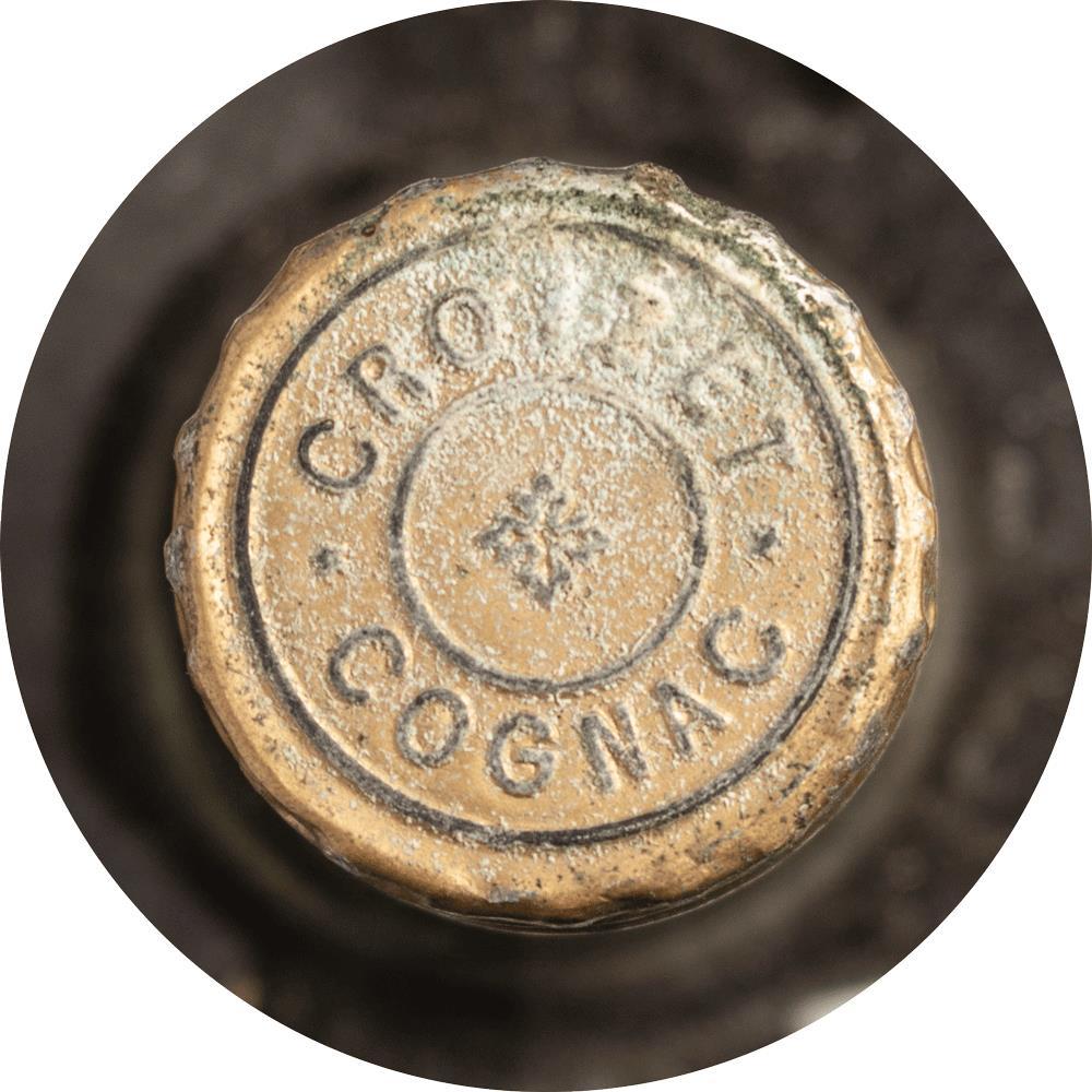 Cognac Croizet VSOP 1960s