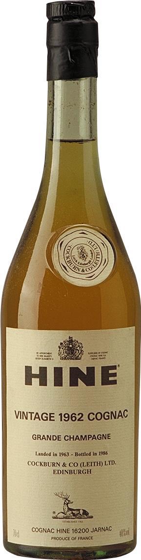 Cognac 1962 Hine & Co T. (7540)