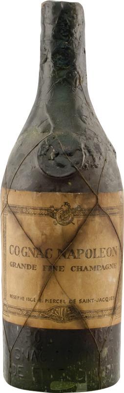 Cognac 1802 Piercel de Saint-Jacques E. (7604)