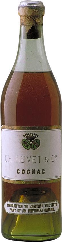 Cognac 1930 Huvet & Co Ch, Imperial (7642)
