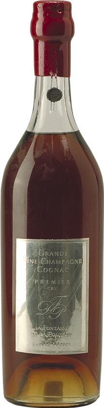 Cognac La Fontaine de La Pouyade Fine CHampagne (7647)