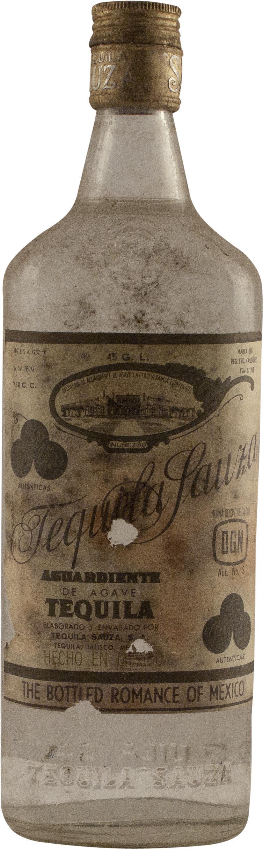 Tequila Sauza 1960s (7716)