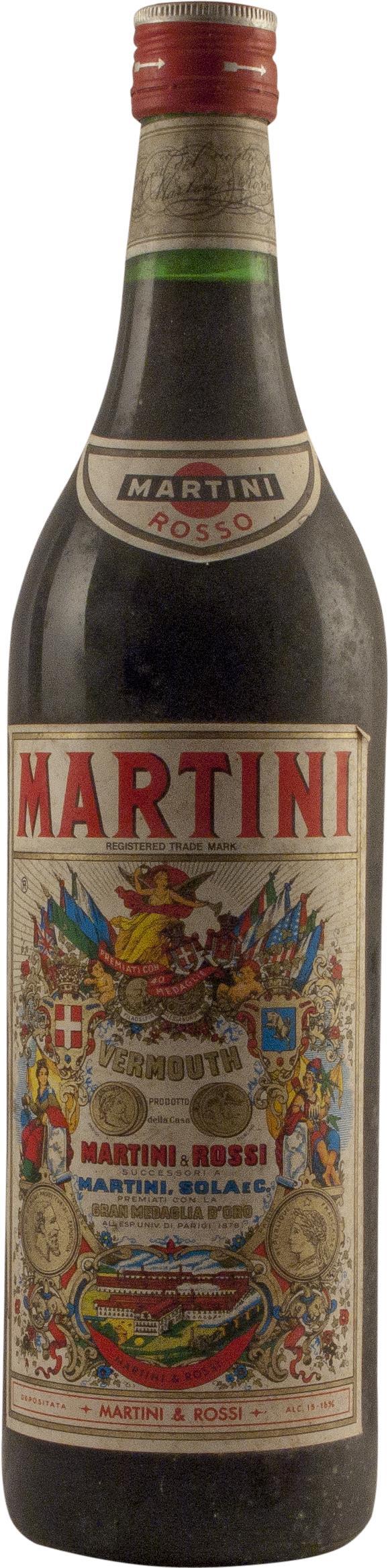 Martini Vermouth 1970s (7720)